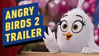 The Angry Birds Movie 2 - Trailer #3 (2019) Jason Sudeikis, Bill Hader