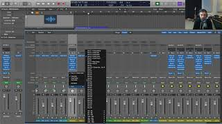 Mixing with Aux Tracks, Busses and Sends (Revisited)