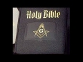 The Flat Earth - What is inside a Freemason Bible - #Mindblowing