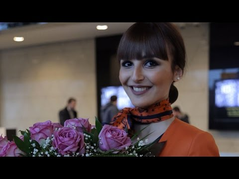 Azerbaijan Airlines: International Women's Day Congratulation