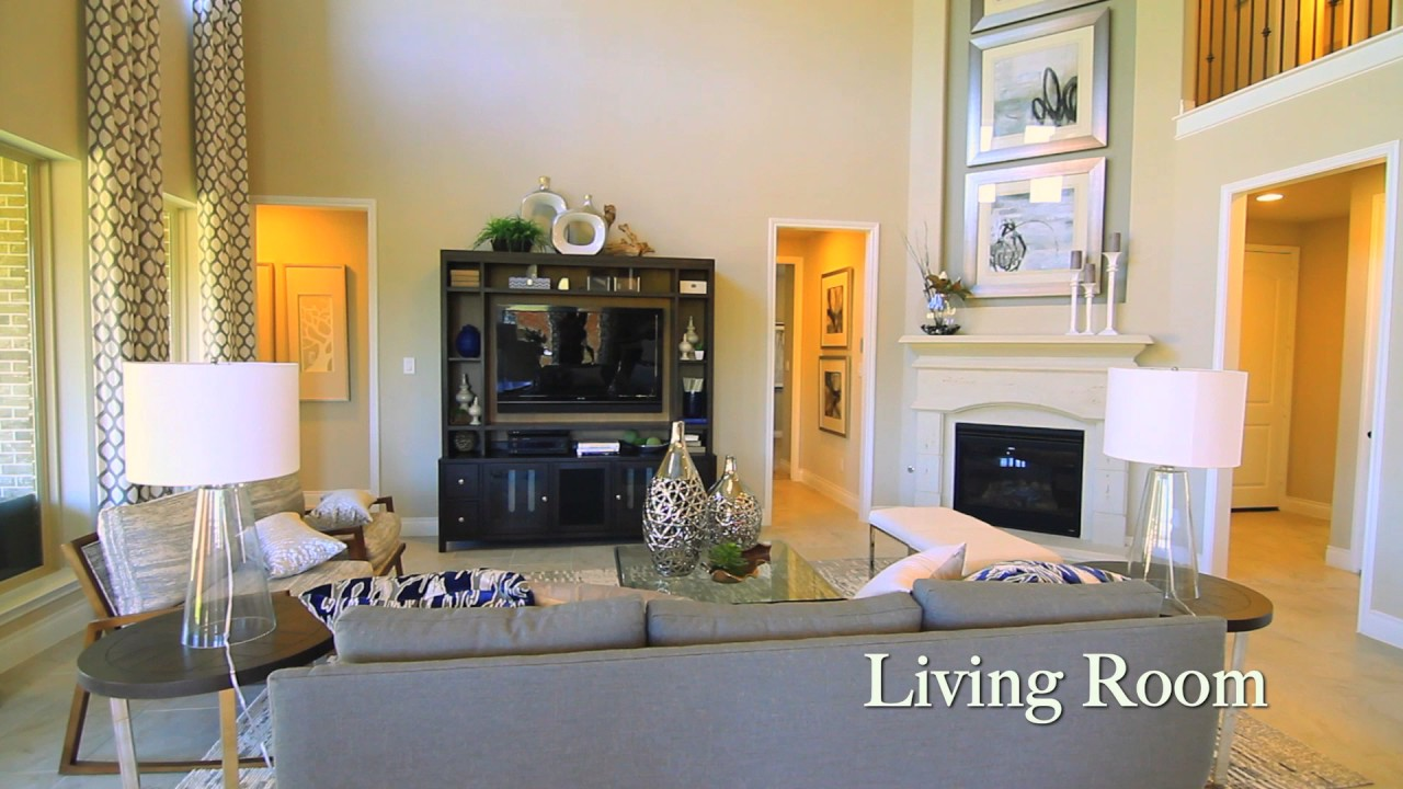 Perry Homes Model in Riverstone   3446 Andover Trace Lane