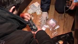 В Уфе арестован наркокурьер