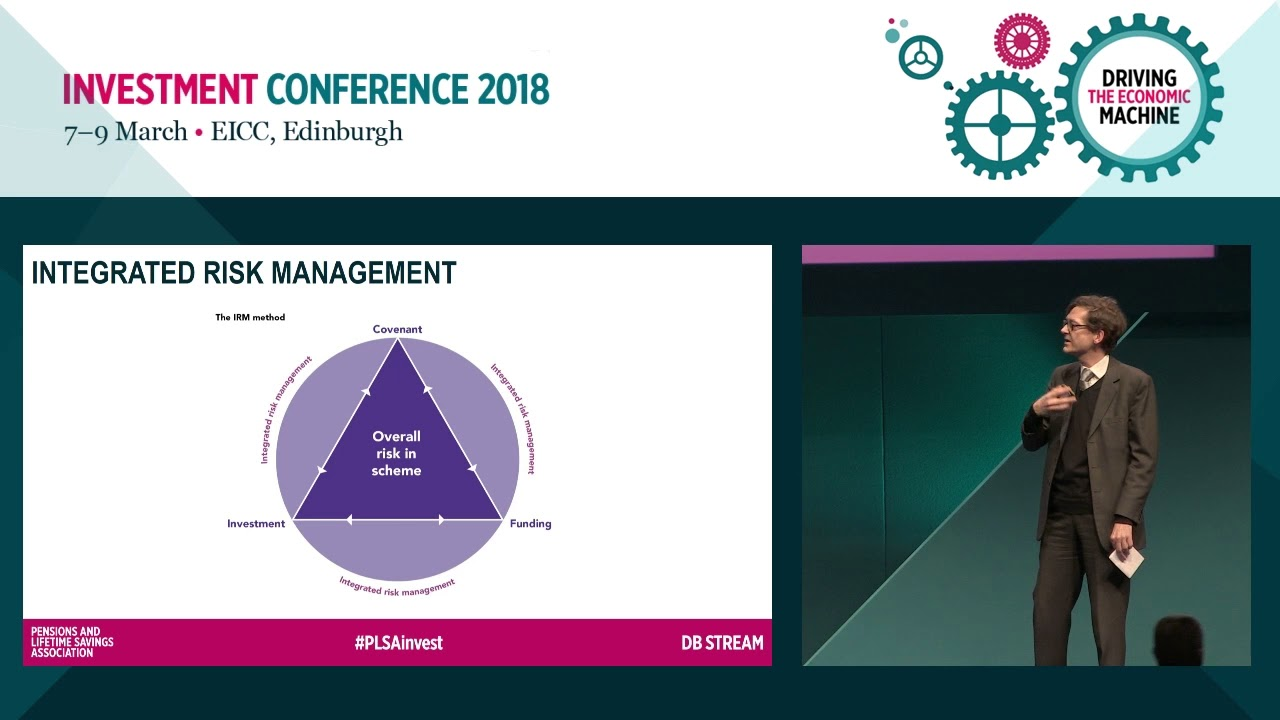 A Triangular View on Improving Integrated Risk Management: DB 2 at PLSA  Investment Conference 2018