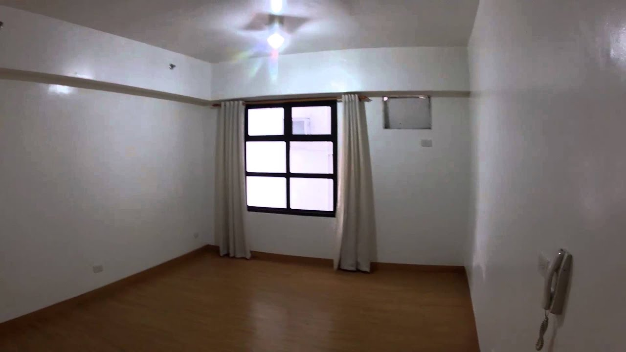 Studio Type Condo For Rent Near UP Diliman