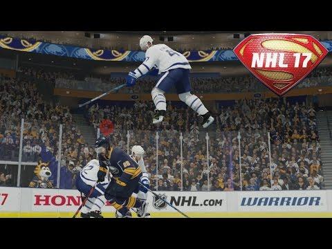 WTF Komarov - NHL 17 - Be A Pro ep. 3