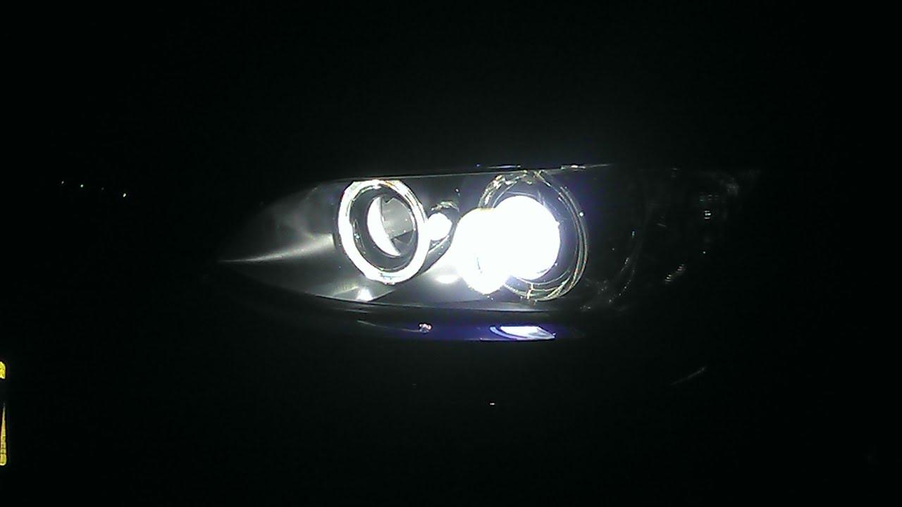 H8 10w CREE LED Light Bulbs For My E92 E93 Angel Eyes