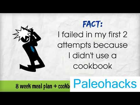 Ultimate Paleo Diet Meal Plan   14 Day Meal Plan and Cookbook   Paleolithic Diet