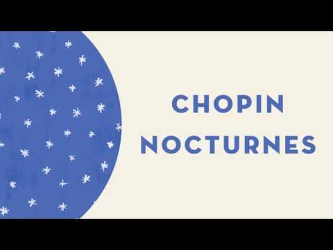 Chopin - A Monsieur F. Hiller (Nocturne in F Sharp Major, Op. 15 No. 2)