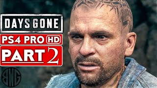 Days Gone Walkthrough Gameplay Survival Ii - Part 2