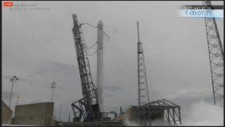 SpaceX Webcast - CRS3 Falcon 9 (landing legs) Launch Success! April 18, 2014