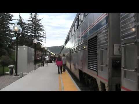Amtrak16 May 2013 Cam Whitefish Train Station