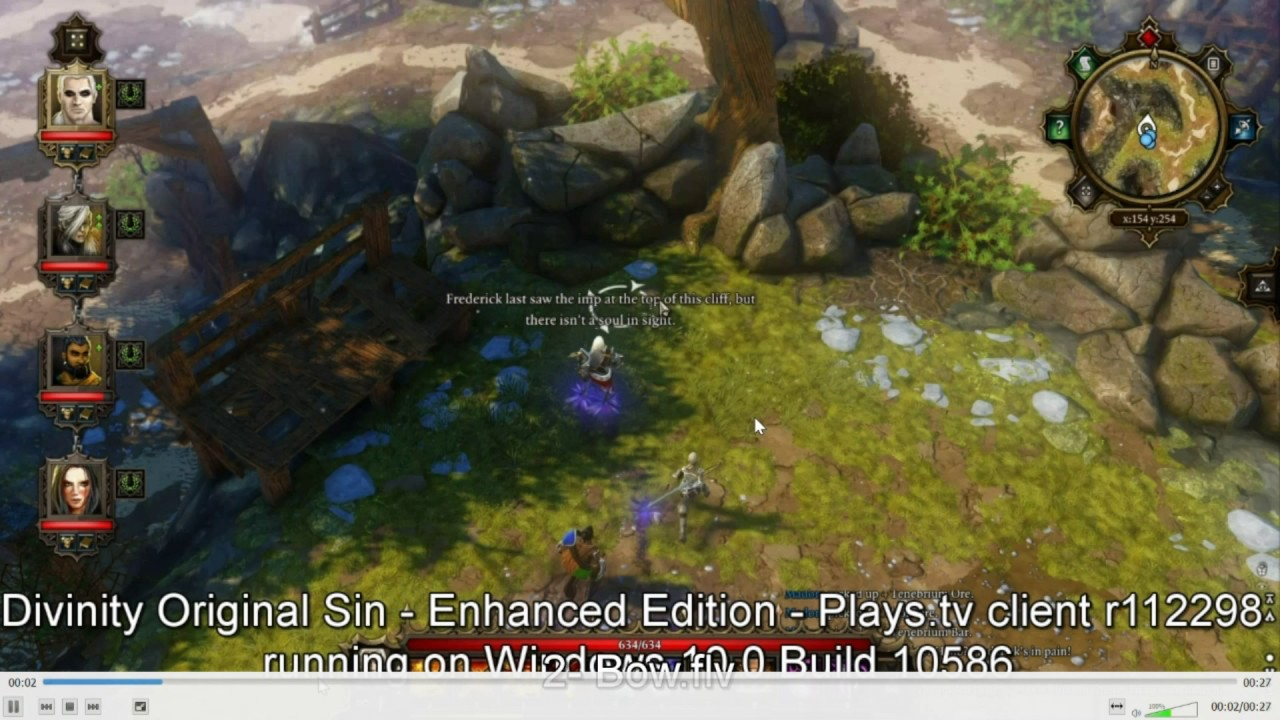 Divinity Original Sin Evelyn House 7