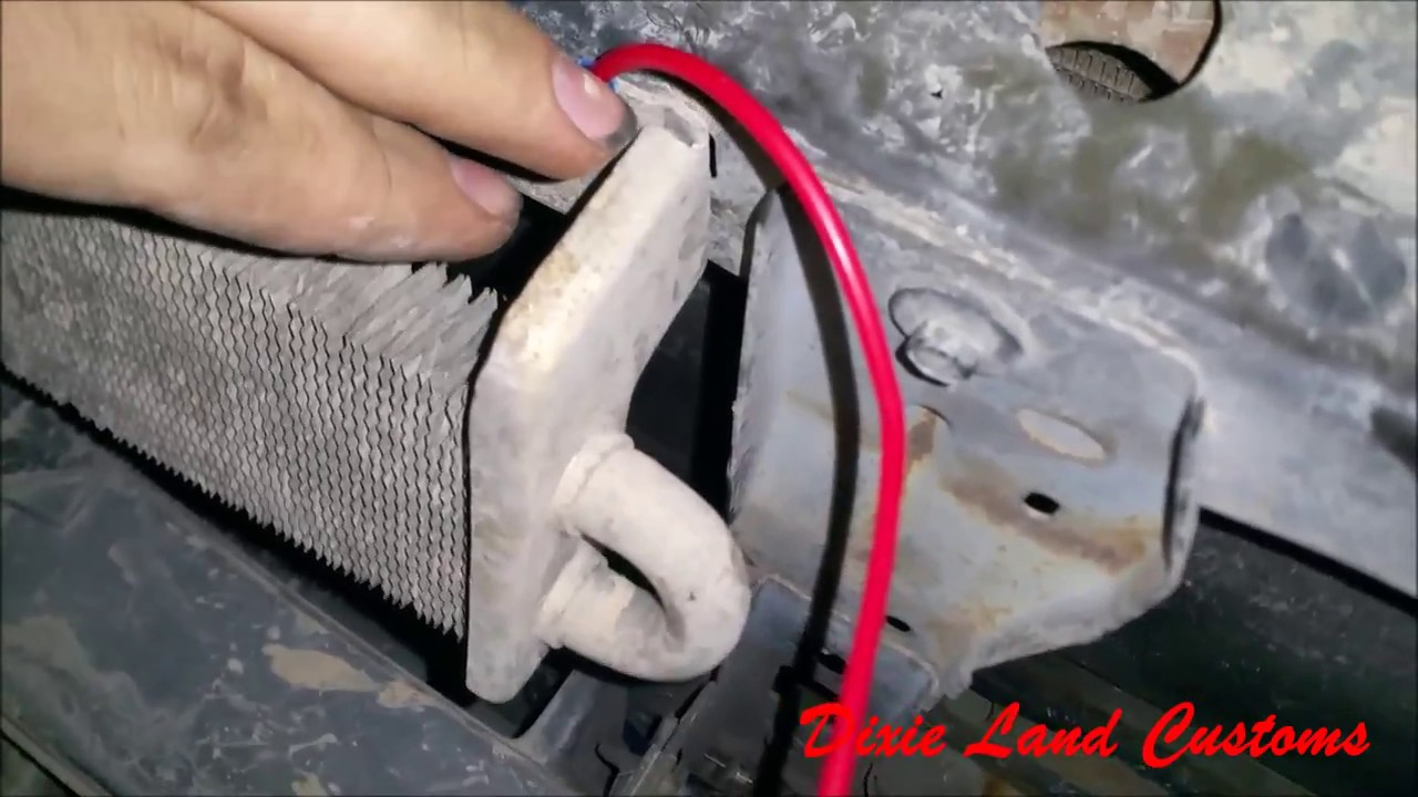 ford f 150 97 03 led light bar pod install and road test [ 1280 x 720 Pixel ]