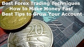 Forex Trading for Beginners Best Strategy & Techniques to Grow a Small Trading Account