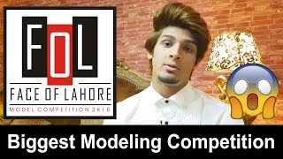 Get ready for Biggest Modeling Competition |  Shahmeer Abbas