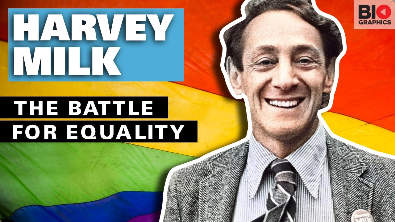 About - Harvey Milk - LibGuides at The Westport Library