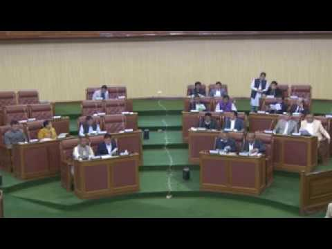ASSEMBLY SESSION DECEMBER 22, 2017 (MANIPUR LEGISLATIVE ASSE