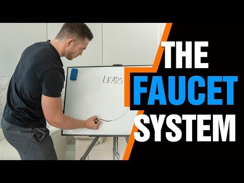 LEAD GENERATION AND THE FAUCET SYSTEM