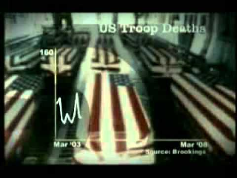Iraq War Archive  Due North 2 of 5  Legacy Shortfilm on BBC Night
