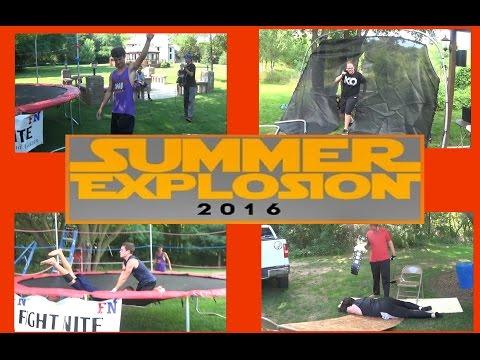 Summer Explosion 2016 PPV