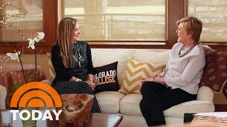 Peggy Fleming Looks Back At Her Olympic Gold Medal 50 Years Later | TODAY
