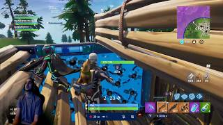 SKULL TROOPER SKIN WIN WITH SUBS! FORTNITE! KOBE!