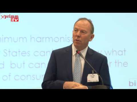 FIAR 2016 - Broker's Conference   Paul CARTY Chairman of the EU Committee, BIPAR