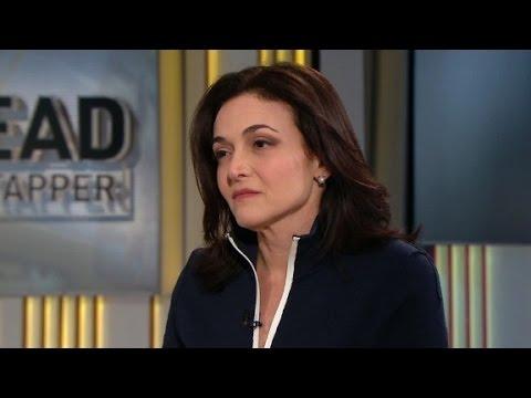 Sheryl Sandberg: 'No one gets through these things alone'