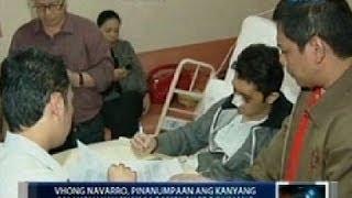 Saksi: Vhong Navarro, naghain ng mga reklamo vs Deniece Cornejo, Cedric Lee at iba pa