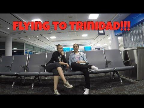Travelling to Trinidad VLOG!!