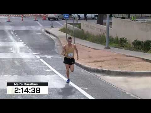 Joey Whelan Runs 2:17:04 To Win 2019 Austin Marathon