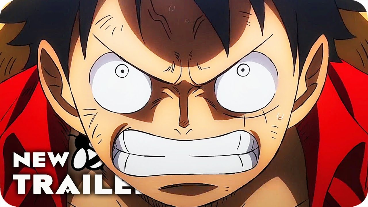 ONE PIECE: STAMPEDE New Teaser Trailer (2019) One Piece Movie