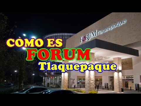 Como Es Plaza Forum Tlaquepaque By Jhonny Landeros Youtube