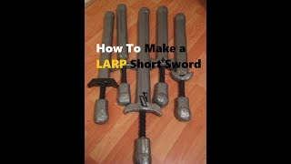 Video HOW TO Make a LARP/Boffer Safe Weapon  L.A.S.T. Productions download MP3, 3GP, MP4, WEBM, AVI, FLV Agustus 2018