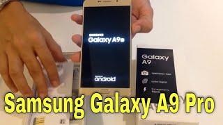 Avalição da Primeira impressão do Galaxy A9 , com 32 gb de memoria ...