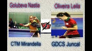 Анастасия Голубева vs Leila Oliveira
