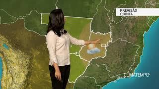 Previsão Centro-Oeste – Tempo firme em GO e no DF