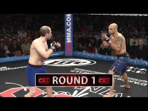 TOBEY ODEN vs SYLVESTER MURATAJ: CES MMA PRESENTS