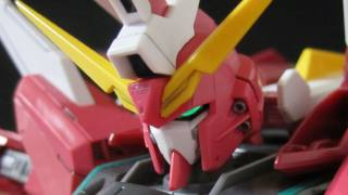 MG Infinite Justice (Part 1: Unbox) ∞ Gundam Seed Destiny gunpla review
