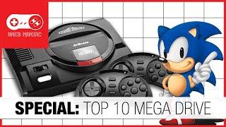 SPECIAL: Meine Top 10 dęr besten SEGA Mega Drive Spiele