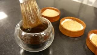 La puissante tarte vanille de Cédric Grolet, chef pâtissier du Meurice