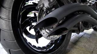 cobra-swept-black-exhaust-2009-kaswaski-vn-900-special-edition-sound