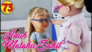 #73 Aduh Mataku Sakit - Boneka Walking Doll Cantik Lucu -7L | Belinda Palace