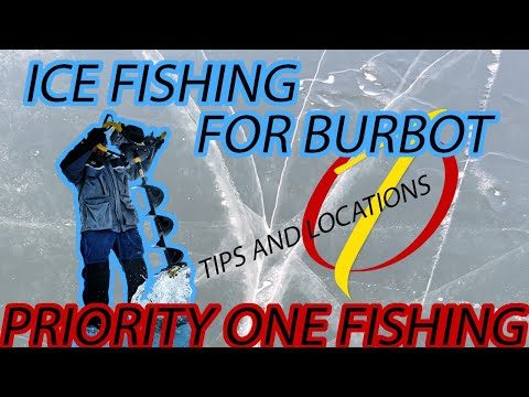 Ice Fishing For Burbot - Tips And Locations