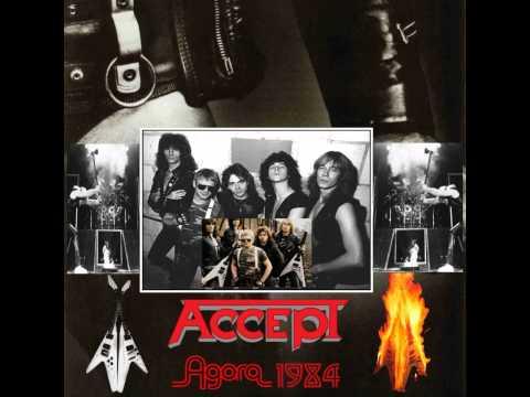 Accept - Turn Me On Live The Agora, Celveland, Ohio 1984