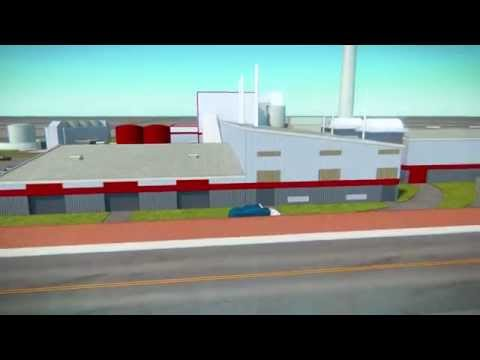 Detroit Renewable Power - Waste to Energy Process