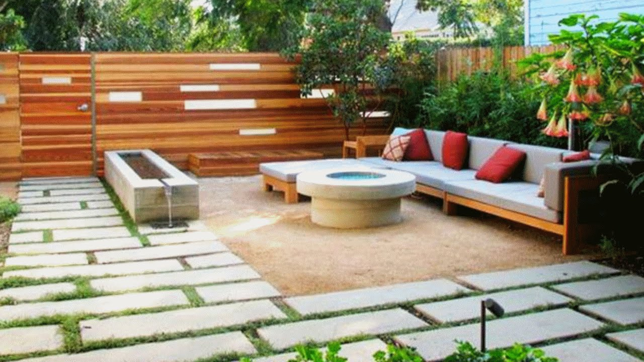Front Yard And Backyard Landscaping Ideas YouTube - Backyard landscape ideas