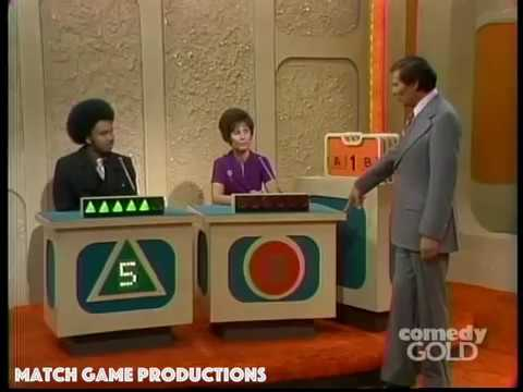 Match Game 73 Episode 102 Bill Daily Gets His Match