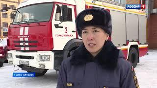 Пекарня, ФАП, котельная: сразу три пожара произошли в регионе