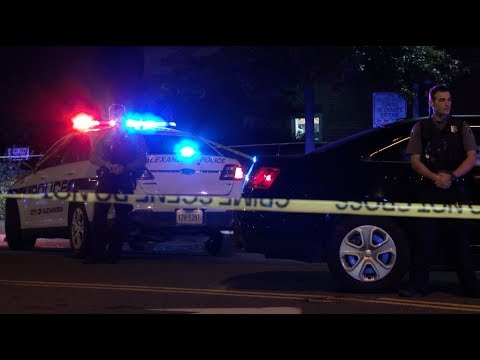 Two dead, one injured in Alexandria, VA Shooting